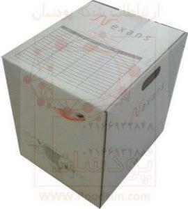 کابل نگزنس Cat6 UTP با پارت نامبر N100.607