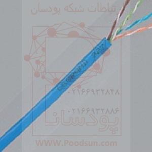 کابل لگراند Cat6 UTP با روکش PVC و پارت نامبر 32755