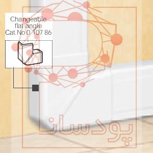 فروش زاویه تخت ترانک لگراند 105×50 با درب 65 و پارت نامبر 010786