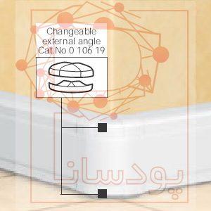 زاویه خارجی ترانک لگراند 105×50 با درب 65 010619