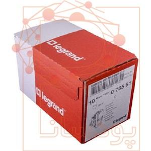 جعبه کیستون لگراند یک ماژول باریک Cat6 UTP 076561