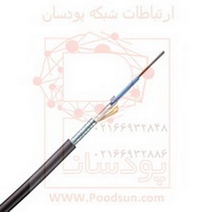 کابل فیبر نوری 12 کور مالتی مود OM3 نگزنس N165.185 یا N165.UCPE12B