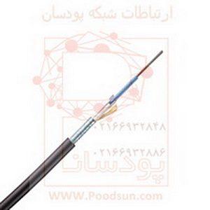 کابل فیبر نوری 24 کور مالتی مود OM3 نگزنس با پارت نامبر N165.191 یا N165.UCPE24B