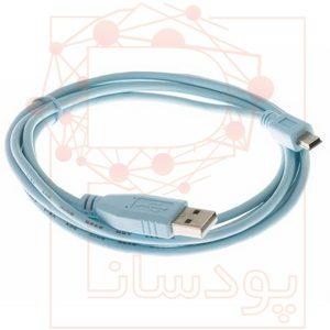 کابل کنسول سیسکو CAB-CONSOLE-USB