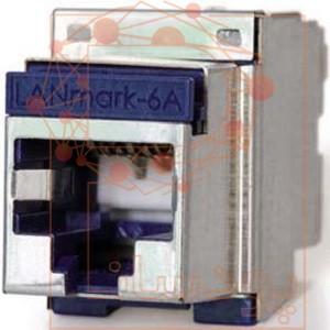 کیستون نگزنس Cat6A با پارت نامبر N420.66A