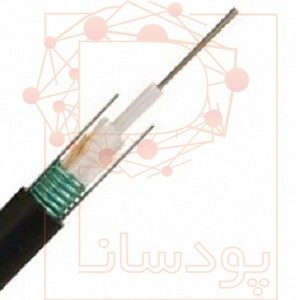 کابل فیبر نوری 8 کور مالتی مود OM2 نگزنس با پارت نامبر N162.183