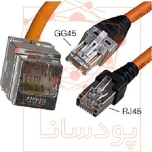 کیستون نگزنس Cat7A GG45 N420.735